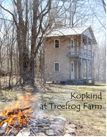 Kopkind at Treefrog Farm